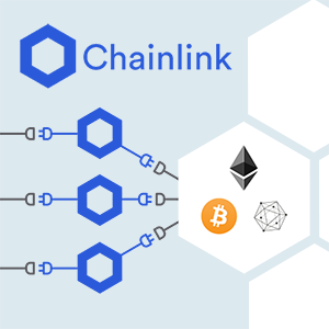 Chainlink blockchain connection - the god protocol